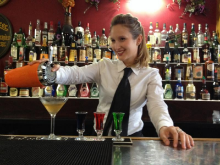 International Bartending Class