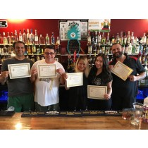Professional Bartenders Master Certificate